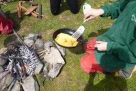 bushcraft firelighting arete00025