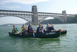 canoeing menai straits wales00026