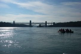 canoeing menai straits wales00028