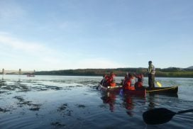 canoeing menai straits wales00034