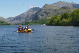 lake rafting padarn llanberis00004s