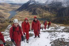 mountain walking wales snowdonia00110