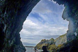 sea kayaking North wales00050