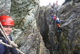 sea level traversing Anglesey00014
