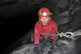 underground caving mine wales snowdonia00001