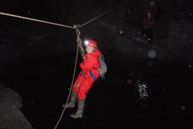 underground caving mine wales snowdonia00039