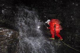 underground caving mine wales snowdonia00042