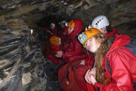 underground caving mine wales snowdonia00043
