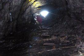 underground caving mine wales snowdonia00050