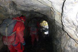 underground caving mine wales snowdonia00081