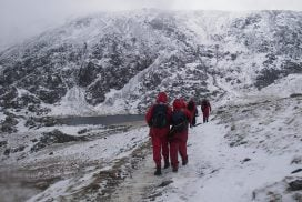 winter mountaineering wales snowdonia00007