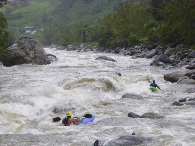 adventure activities trip kayaking