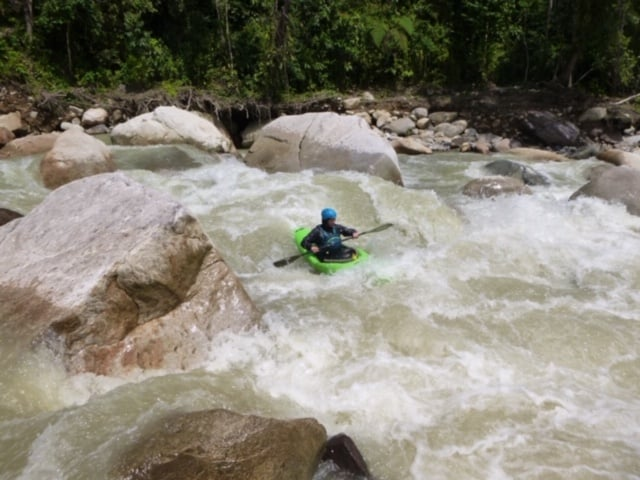 kayak trips uk