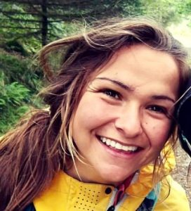 outdoor instructor Holly Moseley