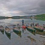 canoeing menai straits activity Gwynedd uk