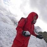 ice climbing North Wales