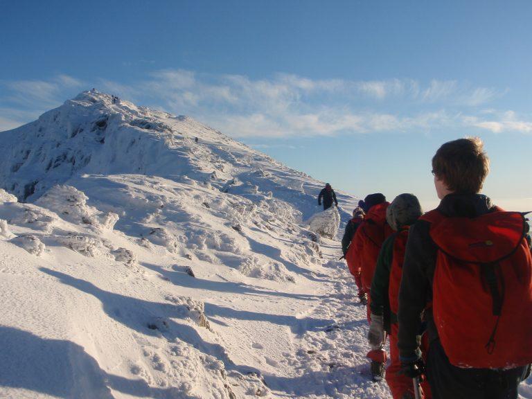outdoor-Winter-mountain-walking-Gwynedd-