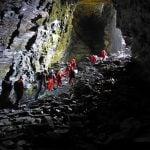 underground cavingmine noth wales snowdonia