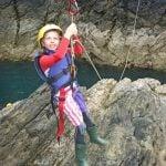 zip-line-coasteering-Anglesey uk