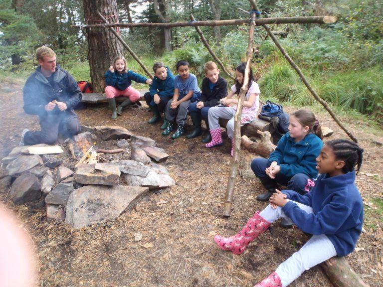 bushcraft outdoor courses uk