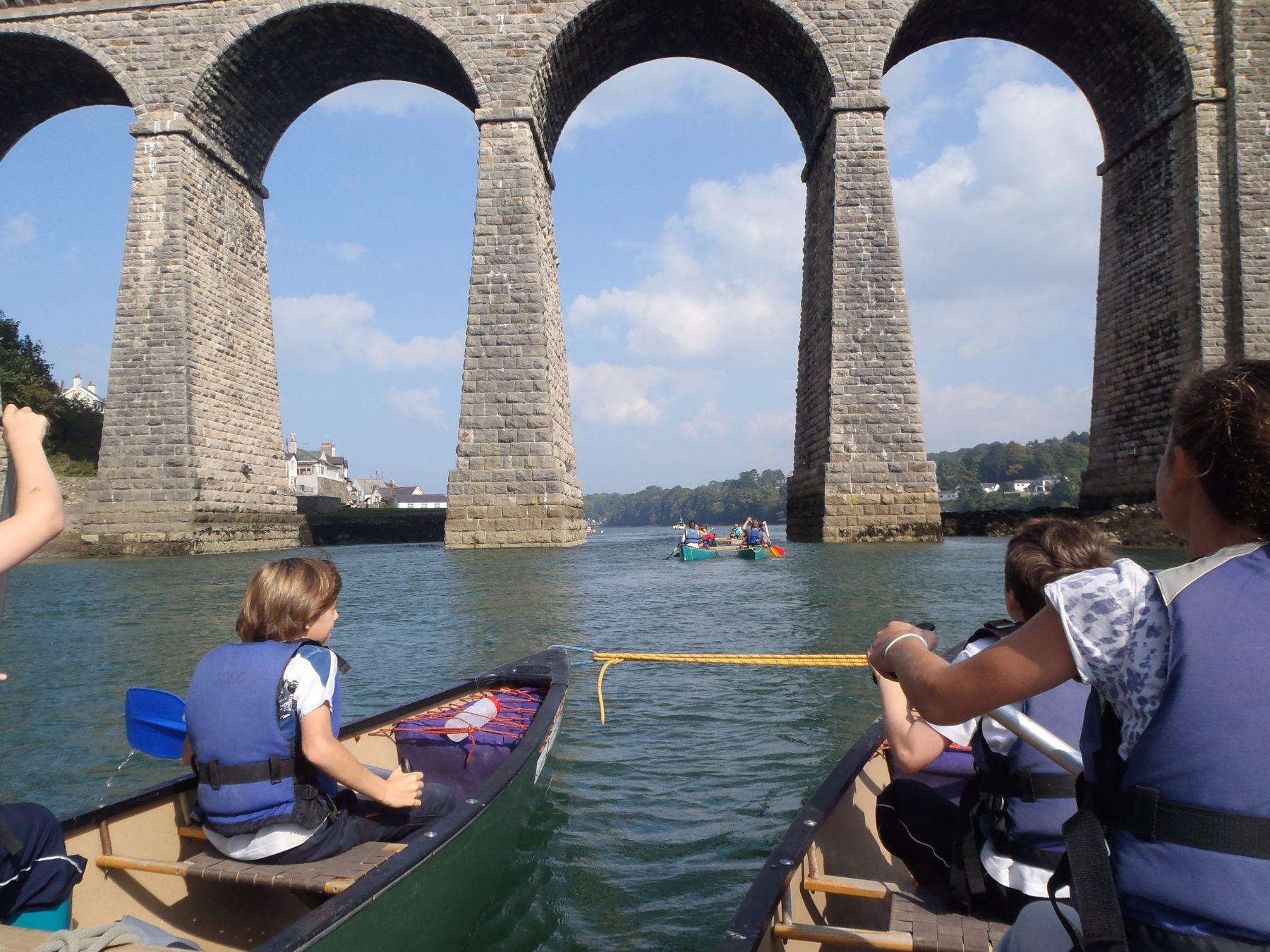 canoe journey uk