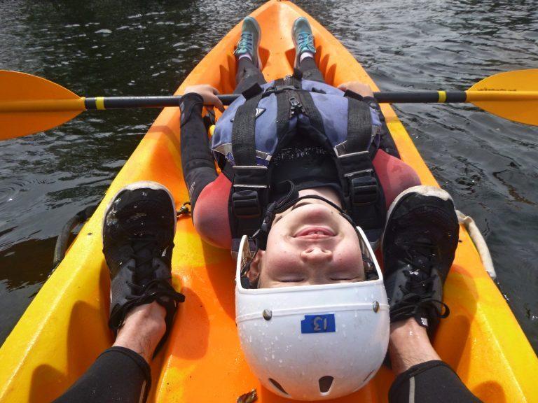 lake canoeing adventure activities