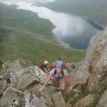 mountain walking activity in Anglesey