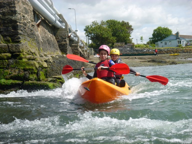 outdoor residential white water rafting in uk