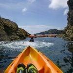 sea-kayaking-North-wales uk