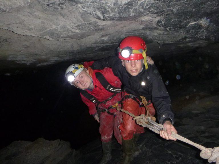 underground zip lines north wales
