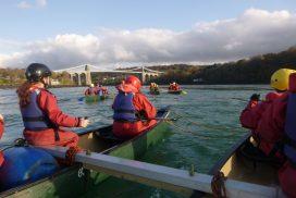 Arete Outdoor menai-straits-canoe Gwynedd