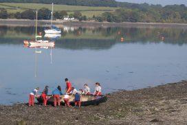 Arete Outdoor menai-straits-canoe Gwynedd uk
