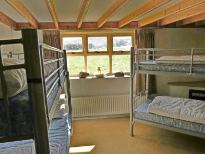 Gogarth Snowdon View bunk house accommodation