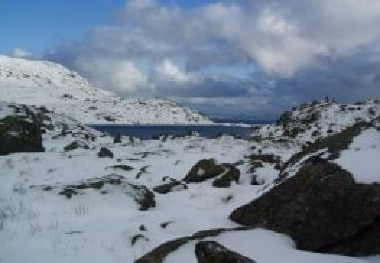 Winter mountain walking arete outdoor centre North Wales
