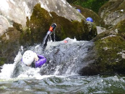 arete centre canyoning outdoor activity centre snowdonia