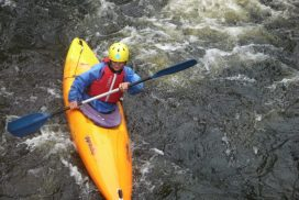 best adventure activities of white water Gwynedd