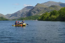 best canoeing-lake-padarn Gwynedd
