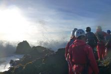 best coasteering cliff jump north wales