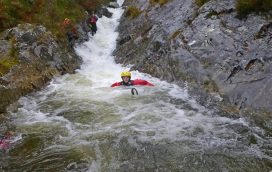 best gorge scrambling activity centre Gwynedd uk