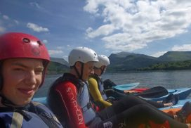 best kayak-lake-Llyn-padarn snowdonia