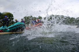 best lake rafting padarn snowdonia
