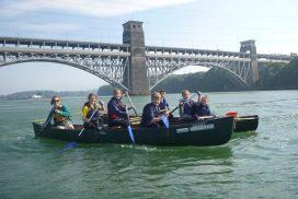 best menai-straits-canoe Gwynedd
