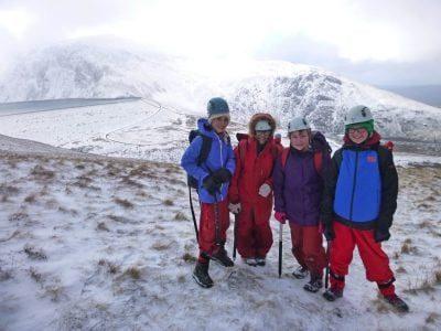 best mountain walking Activities wales Snowdonia