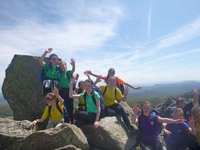 best mountain walking Activities wales
