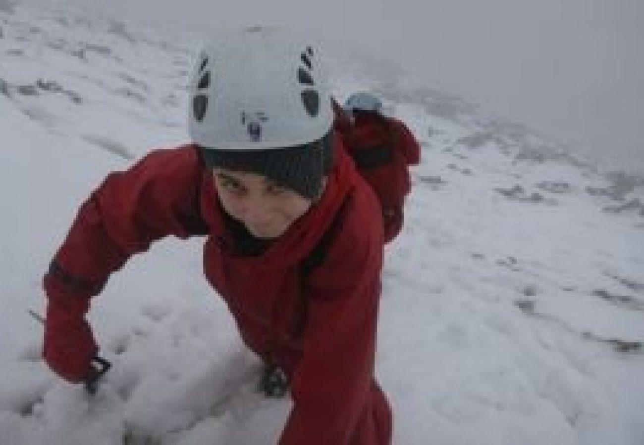 best outdoor adventure Winter mountain walking Midlands