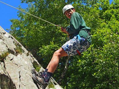best-rock-climbing-for-kids-Gwynedd
