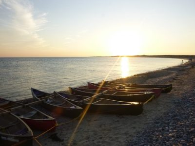 best sea-kayaking activity Gwynedd