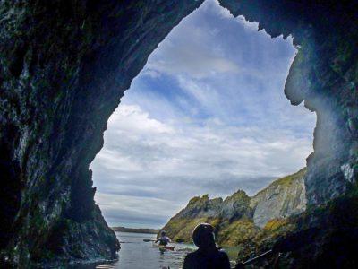 best sea-kayaking activity snowdonia uk