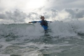 best surfing outdoor activity for kids Gwynedd uk