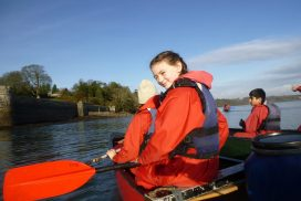 canoeing menai straits wales00033